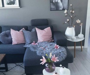 home, design, and living room image