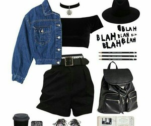 grunge, ropa, and instagram image