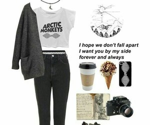 grunge, ropa, and outfits grunge image