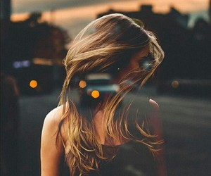 photography, girl, and hair image