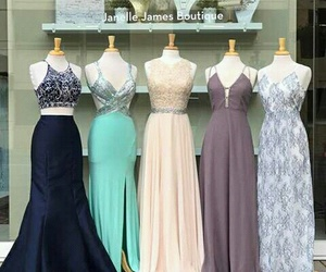 dress, Prom, and 2017 image