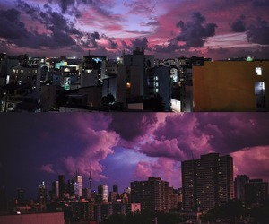 scenery and sky image