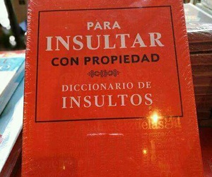 diccionario de insultos image
