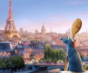 disney and ratatouille image