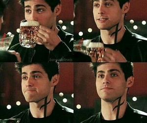 shadowhunters and alec lightwood image