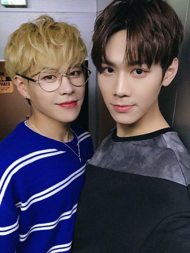 kpop, jian, and ungjae image