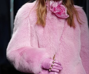 gucci, pink, and fashion image