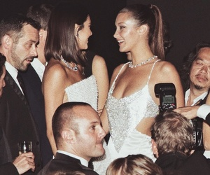 kendall jenner, bella hadid, and cannes image
