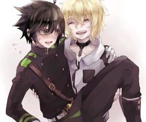 anime, mikayuu, and Boys Love image