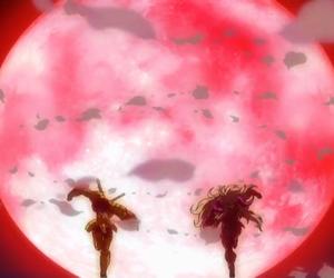 moon, Saint Seiya, and dohko image
