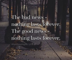 good news, quotes, and sayings image