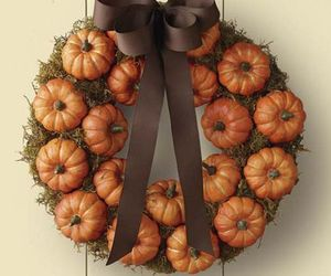 autumn, crown, and deco image