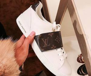 designer, fashion, and LV image