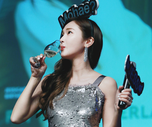 beauty, snsd, and jung sooyeon image