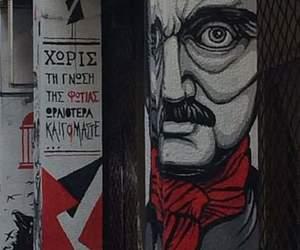 edgar alan poe, quotes, and Ελληνικά image