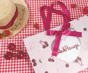 cherry, kawaii, and pastel image