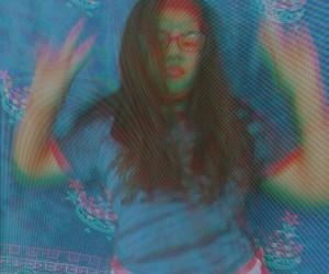azul, psicodelic, and tumblr image