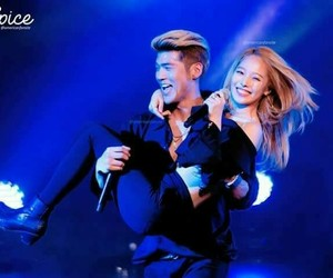 kard, somin, and bm image