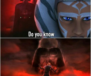 agony, Anakin Skywalker, and angry image