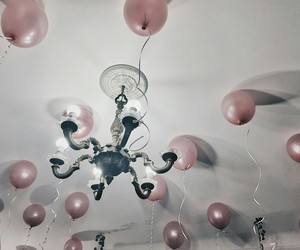 decoration, roof, and ballon image