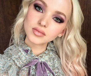 dove cameron and makeup image