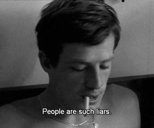 Liars, people, and quotes image