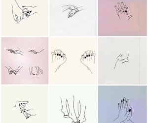 hands and love image