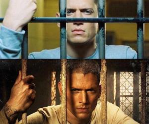 prison break and michael scofield image