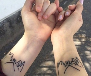tattoo and friendship image