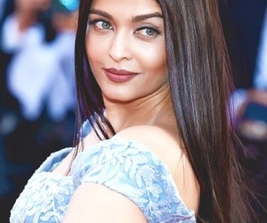 bollywood, aishwarya rai bachchan, and cannes 2017 image