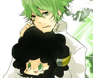 anime, japanese, and lambo bovino image