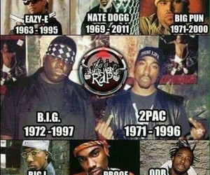 2pac, biggie, and Eazy E image