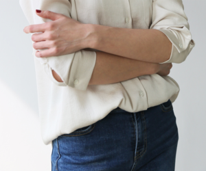 blouse, clothes, and cream image