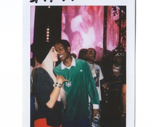 kylie jenner and asap rocky image