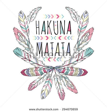 Hakuna Matata Uploaded By Anne On We Heart It