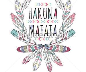 hakuna matata, wallpaper, and landscape image