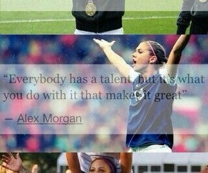 quotes, soccer, and sport quote image