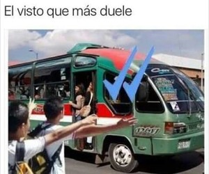 bus, colectivo, and viajes image