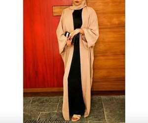 عباية, بُنَاتّ, and حجاب image