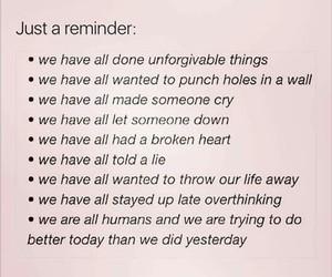 broken, future, and life image