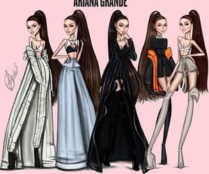 ariana grande and outfits image