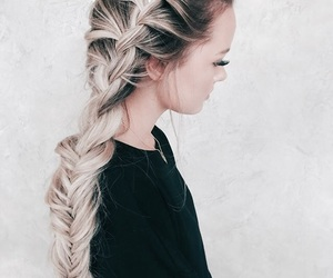 braid, hair, and accessories image