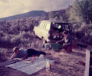 1954, Road Trip, and cache creek image