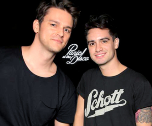 brallon, brendon urie, and dallon weekes image
