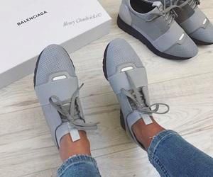 Balenciaga, grey, and perfect image