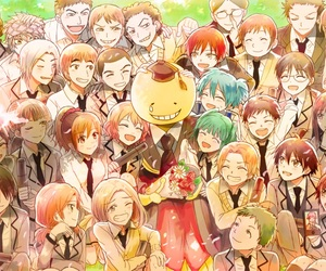 anime and assassination classroom image