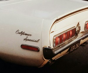 car, vintage, and retro image
