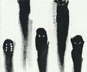 ghost, art, and dark image