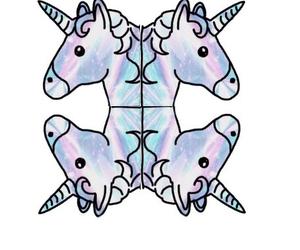 unicorn, wallpaper, and tumblr image