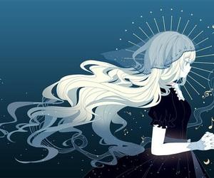 anime, sweet, and cute image